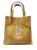 PVC Tote Bag_Gold