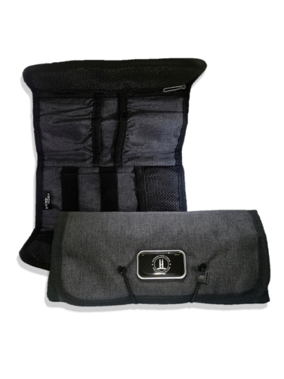 Picture of PETRONAS TWIN TOWERS FOLIO POUCH GADGET ORGANIZER