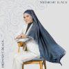 Bali Square - Midnight Black