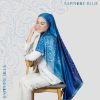 Bali Square - Sapphire Blue