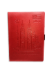 A5 Note Book - Red
