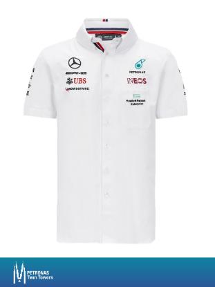 2021 Mercedes-AMG PETRONAS Formula One Team Shirt