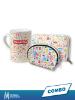 Combo World Wonders Purse Set Design with Mug