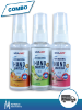 COMBO 3 IN 1 - HAND SANITIZER 30ML - Mix