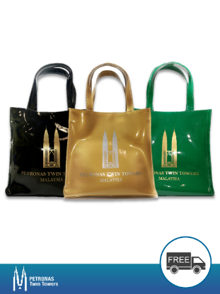 Picture of PVC TOTE BAG